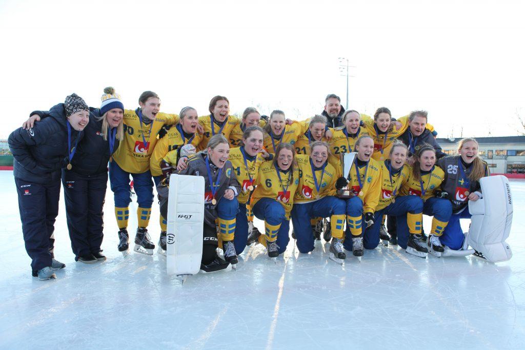 Sweden - World Champion 2020